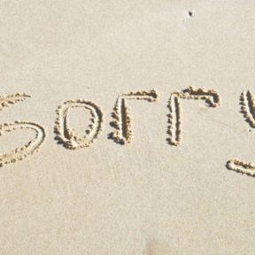 Apology Porn