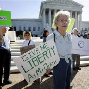 Assisted Suicide In the United States? Go West Old Man