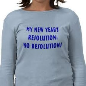 Why New Years Resolutions Don't Work