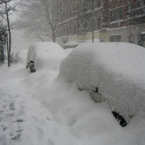 Psychology of a Snowstorm