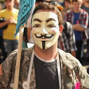 Story and Symbol: V for Vendetta and OWS