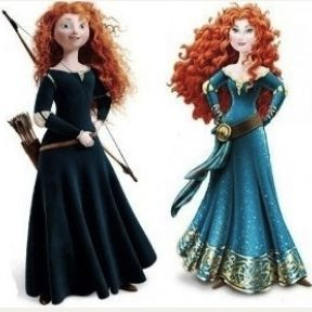 Brave New World: Petition Tells Disney to Leave Merida Alone