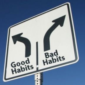 What Went Right? You Changed a Habit!