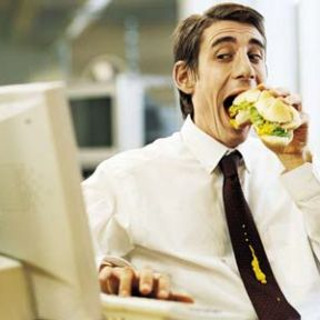 New research shows that sedentary work contributes to weight gain