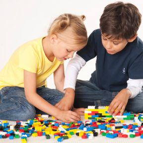 Lego Shortage Means Kids are Doing Better than We Thought
