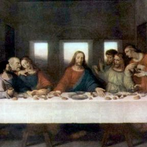 What the Last Supper Painting Reveals about Mindless Eating