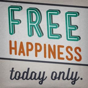 Are You Equipped for Happiness?