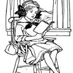 Literary Introverts of My Childhood