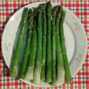 Wake Up and Smell the Asparagus!
