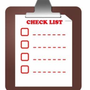 College Readiness Checklist