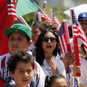 Immigration Reform, Yes -- Scapegoating and Racial Profiling, No