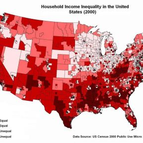 Income Inequality Is Making Americans Sick