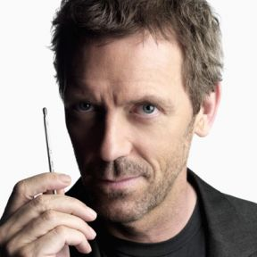 Channeling Dr. House as I teach Critical Thinking