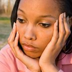 """Is """"befriending"""" a treatment for depression?"""