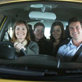 A carpool friendship: Has it reached a dead end?