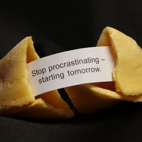 Learn How to Stop Procrastinating