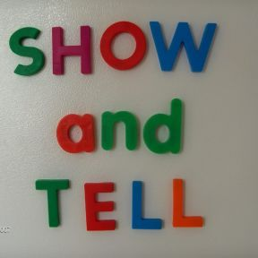 Show/Tell