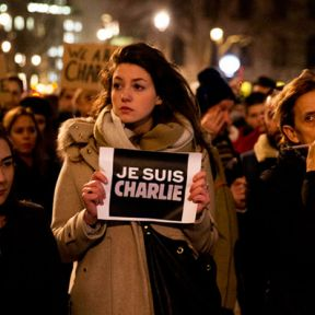 Je Suis Charlie: Courage, Commitment and the Cost of Freedom
