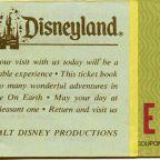 Sticker Shock Hits Disneyland
