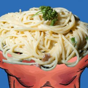 Psychology has a spaghetti model of mind