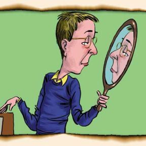 Mirror, mirror on the wall: Youth narcissism and us