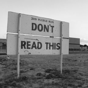 10 Reasons Not To Read This Post