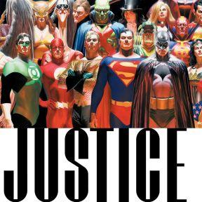 How Super Is Superhero Justice?