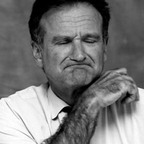 Robin Williams and the Mask of Humor