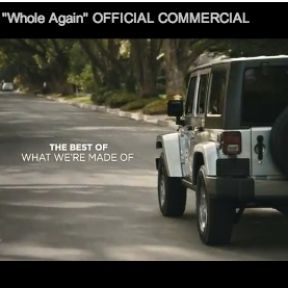 Jeep's 2013 Super Bowl Commercial:  The Wars Come Home
