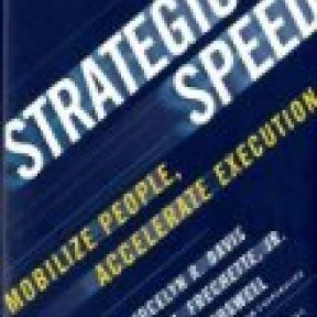 Strategic Speed and the Skills You Need