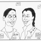 Are Petraeus and Broadwell Twin Achievers?
