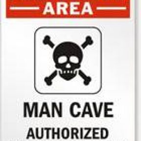 The Ultimate Man Cave