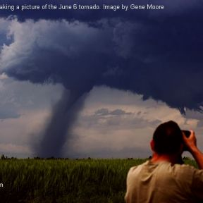 Is Storm Chasing Immoral?