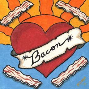 Bacon: Time To End This Crazy Love Affair