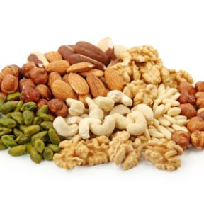 Eat Nuts, Live Longer