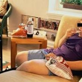 Watching TV Leads to Obesity
