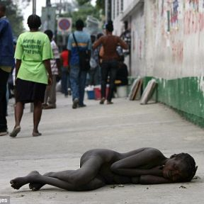 The horror in Haiti, November 2011