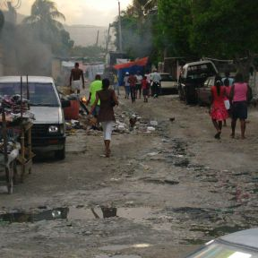 Reflecting on the Suffering in Haiti This Thanksgiving