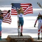 Winter Olympics: Standing Tall off the Medal Stand