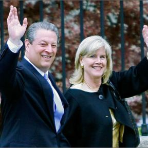 Al Gore, Tipper Gore, No More... So?