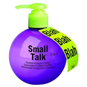 Small Talk in Therapy