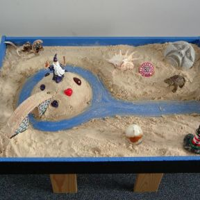 Cool Intervention #4: Sandplay
