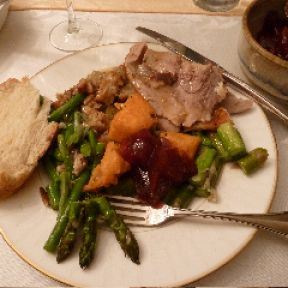 A low-calorie Thanksgiving? Really?