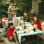Sicile Family Summer Camping