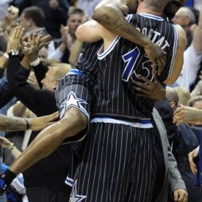 When NBA Players Touch Teammates More, They Win More