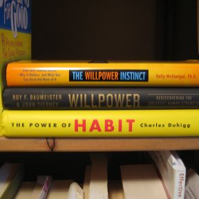 The Willpower Books of 2012