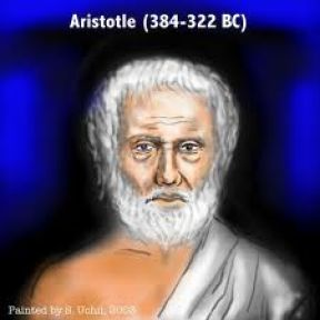 A Gentle Reminder from Aristotle