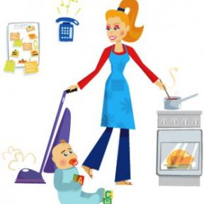 What's Wrong With a Stay-At-Home Mom?