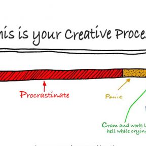 Stop Procrastinating and Unleash Your Creative Powers