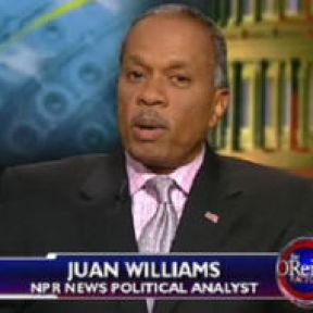 If you see Juan Williams at the airport, be afraid—be very, very afraid